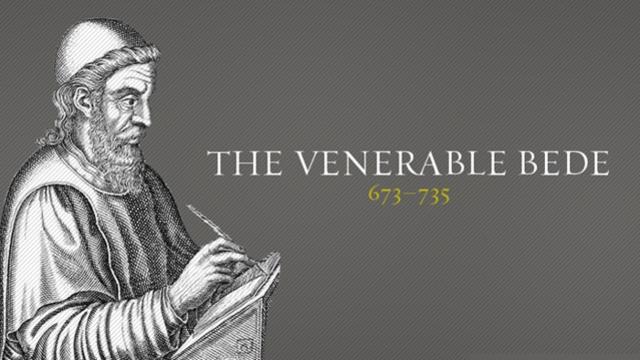 731   The Venerable Bede