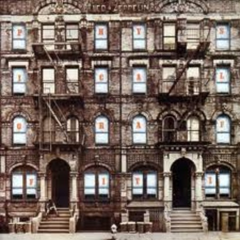 They published Physical Graffiti