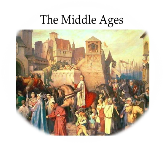 c. 950  The Middle Ages