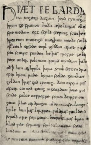 701-1000 Beowulf