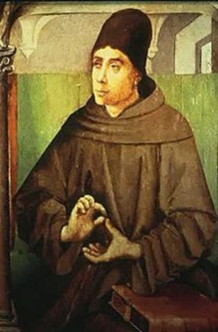 c. 1300  Duns Scotus