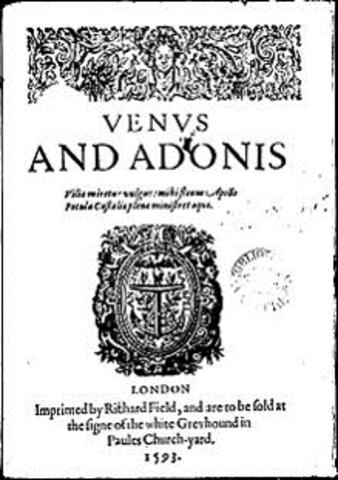 1593 Venus and Adonis