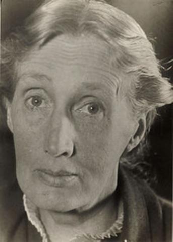 1882-1941 Virginia Woolf