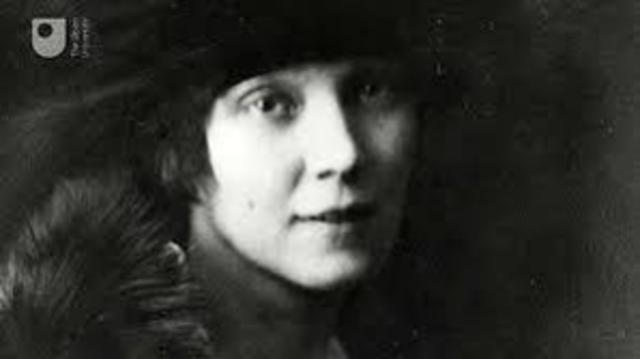 1890-1979 Jean Rhys