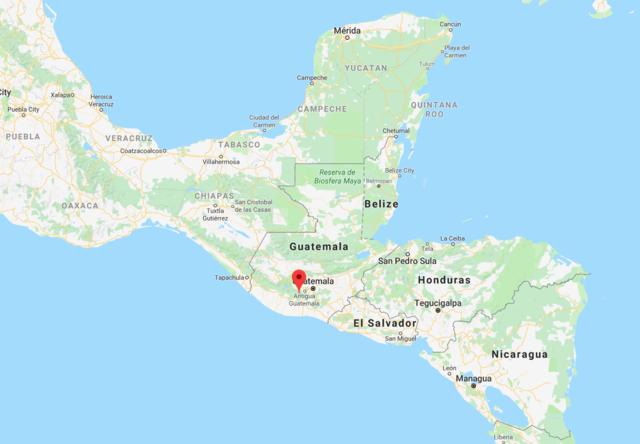"""Establecimiento del """"Programa Especial de la OEA para la Consolidación Democrática, Paz, Reconstrucción y Reconciliación en Guatemala"""""""