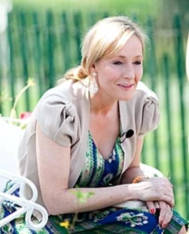 1965   J.K Rowling