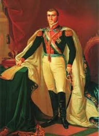 Primer Imperio en México