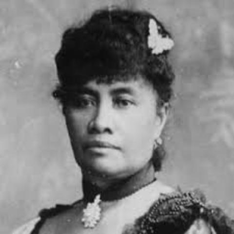 Queen Liliuokalani (Hawaii)