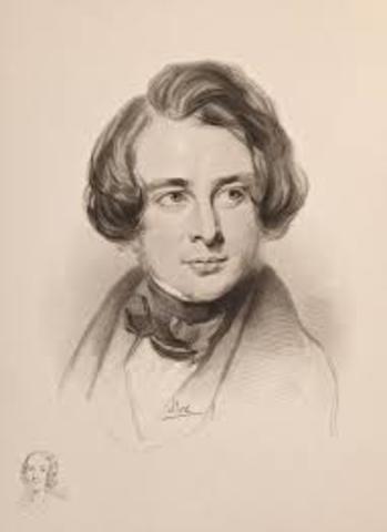 Charles Dickens beginning