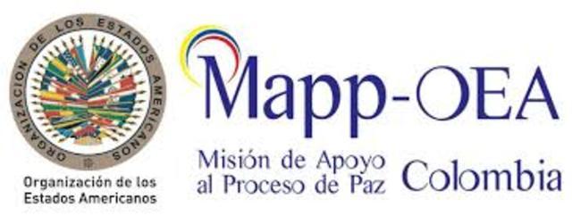 Misión de Apoyo al Proceso de Paz en Colombia [MAPP-OEA] (2004)