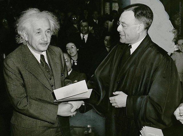 Einstein's Nobel Prize