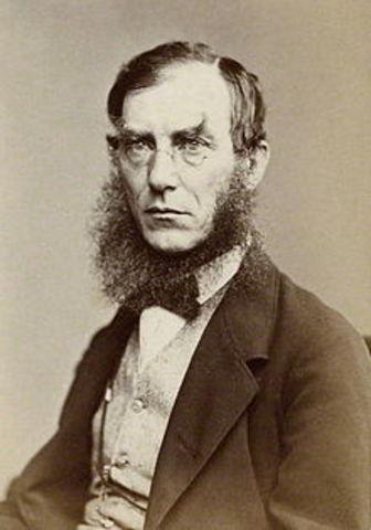 Joseph Dalton Hooker y su tercera hija