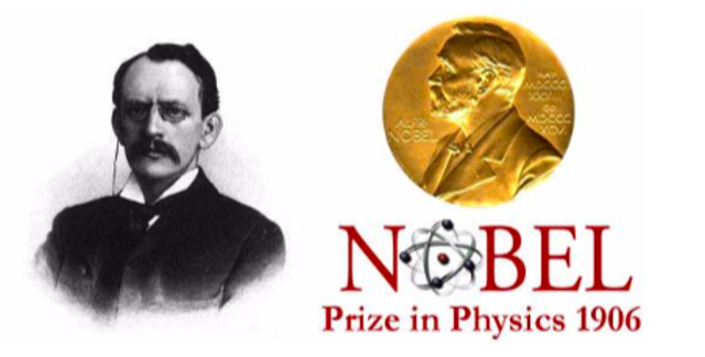 Thomson's physics Nobel Prize
