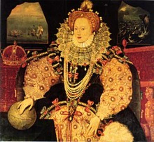 1558-1603  Elizabethan literature