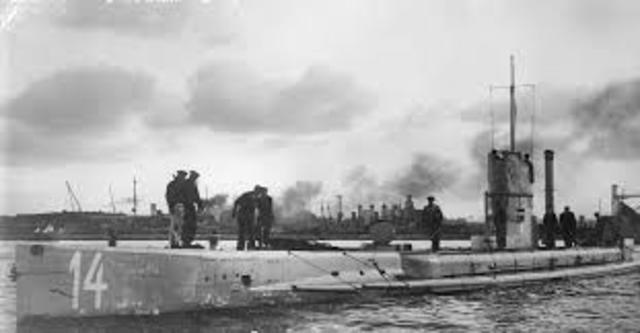 Renewed Submarine Attacks (WWI)