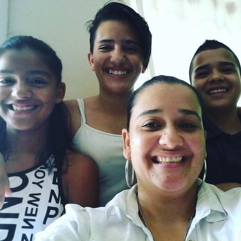 foto con mi familiaaa