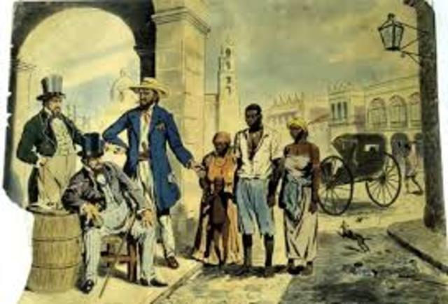 Segundo decreto de abolición de la esclavitud