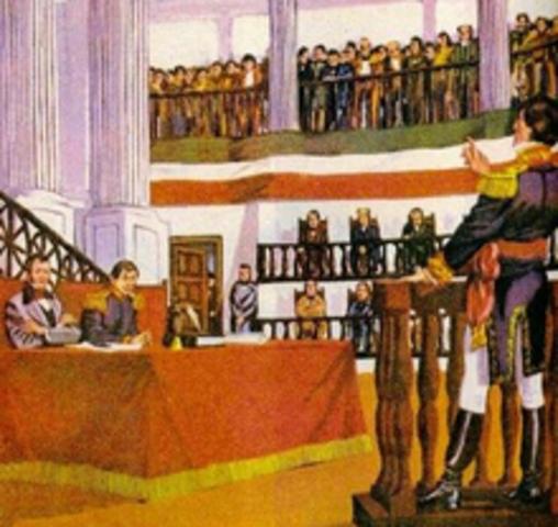 Termina el mandato de Guadalupe Victoria.