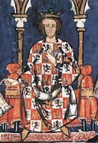 Alfonso X El Sabio (1221-1284)