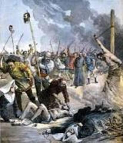 Boxer Rebellion (China)