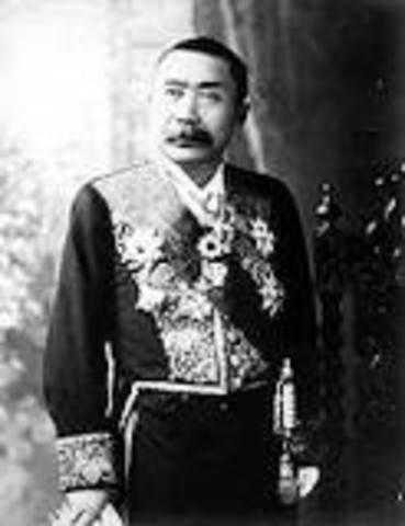 Root-Takahira Agreement (Japan)