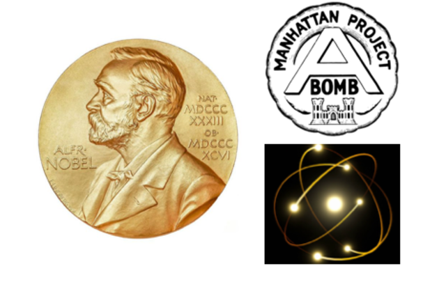 Neils Bohr's Nobel Prize