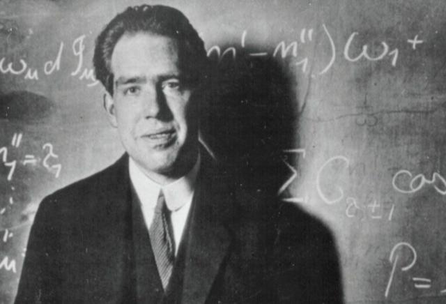 Bohr's studies