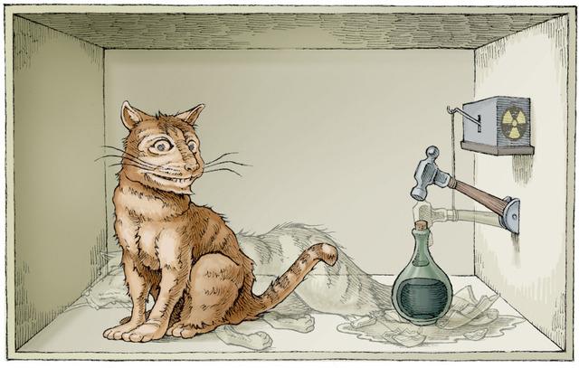 Schrödinger's cat experiment