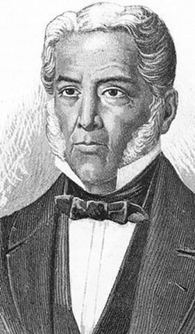 Juan Álvarez Benítez asume el poder