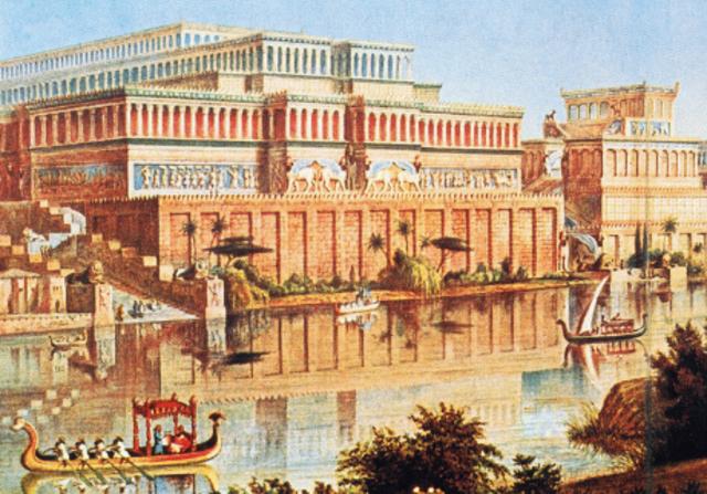 Asiria 721 a. C.