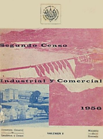 Segundo censo Industria y Comercial