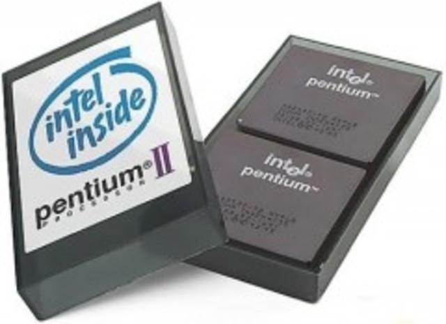 Microprocesador Pentium II