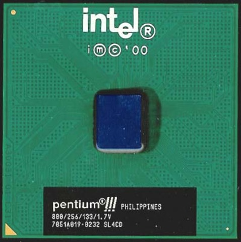 Microprocesador Pentium III