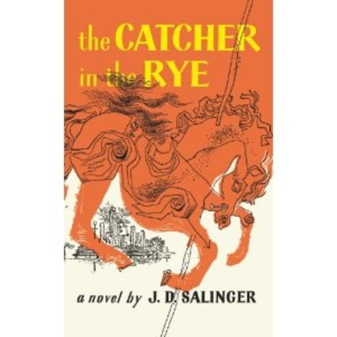 The Catcher in the Rye, by J.D Salinger
