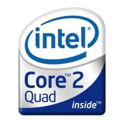 Microprocesador core 2 quad