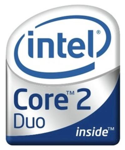 Microprocesador Core 2 Duo
