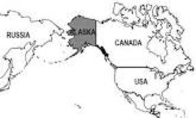 The Purchase of Alaska (Alaska)