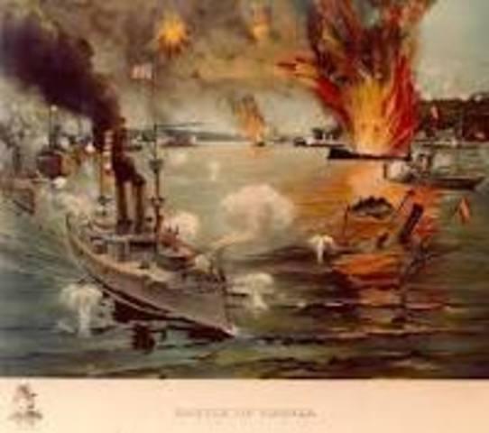 War in Philippines (Philippine-American War)