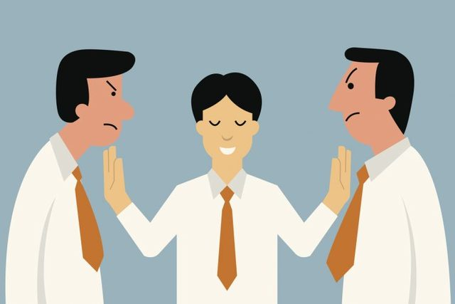 Mouvement RAD: médiation, négotation, arbitration