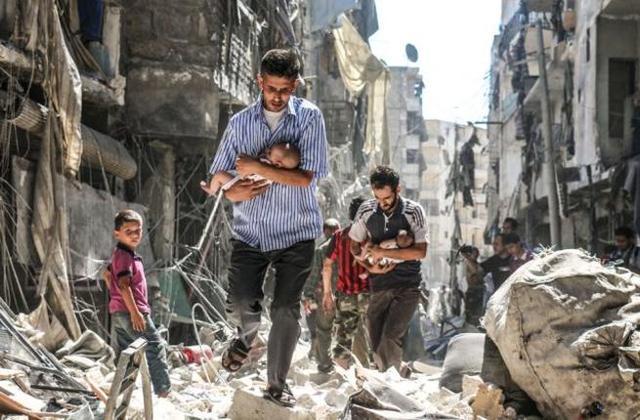 Guerre syrienne (en cours)