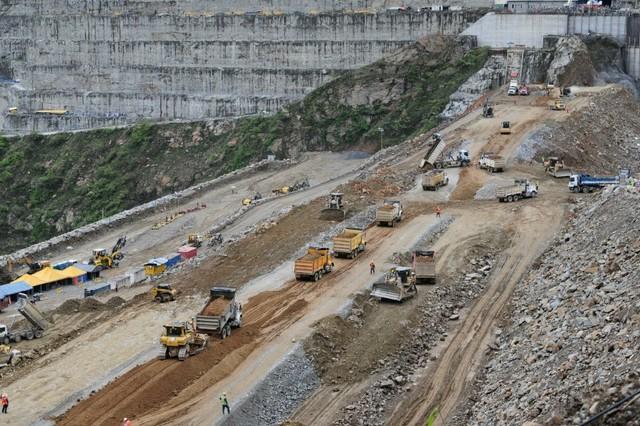 Adjudican el contrato de la obra al Consorcio CCC Ituango