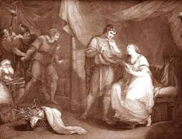 Troilo y Criseyde