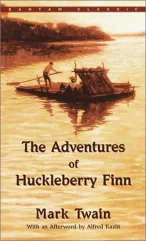 The Adventures of Hckleberry Finn by Mark Twain