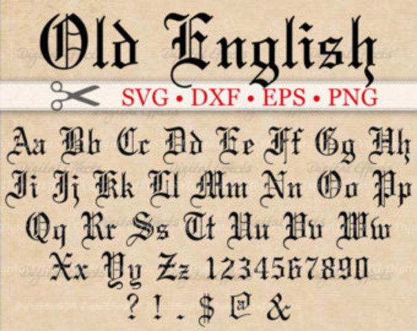 450 – 1066 Old English