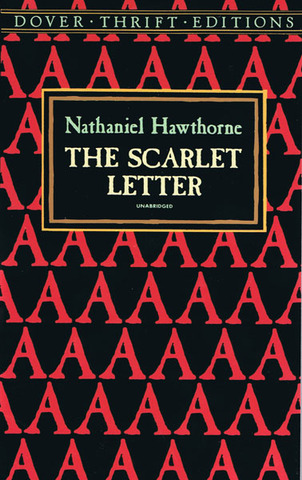 The Scarlett Letter by Nathaniel Hawthorne