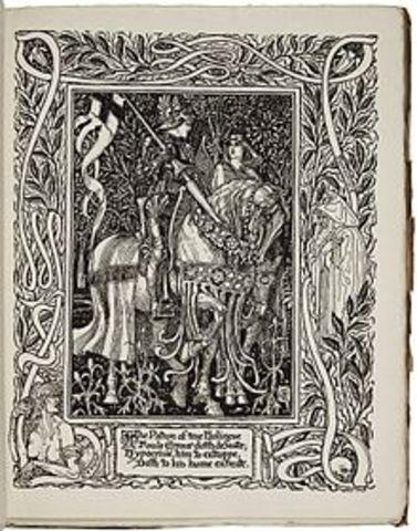 1590 The Faerie Queene