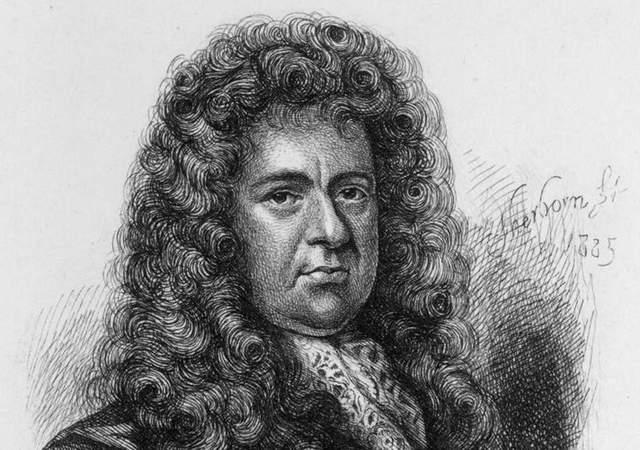 1660 Samuel Pepys