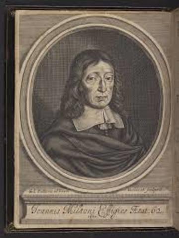 1667 John Milton
