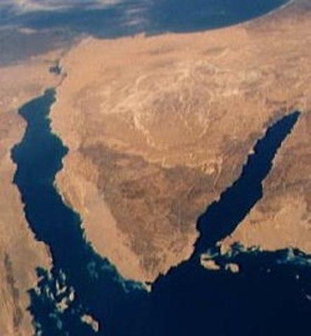 Negociación de la península de SInaí