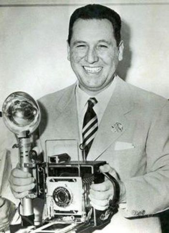 Llegada de Juan Domingo Perón
